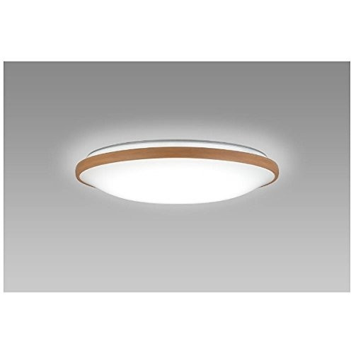 【送料無料】NEC HLDCD1276 LIFELED'S [洋風LEDシーリングライト(~12畳/調色・調光) リモコン付き サークルタイプ]