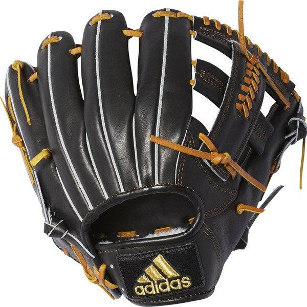 【送料無料】adidas(アディダス) DMT60 adidas Baseball 硬式グラブ adidas BB 内野手用II BS1101 ブラック LH
