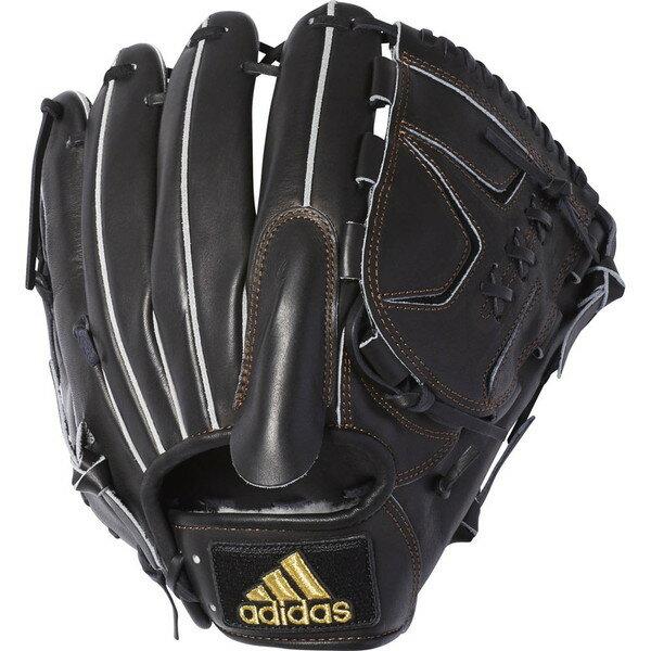 【送料無料】adidas(アディダス) DMT58 adidas Baseball 硬式グラブ adidas BB 投手用B BS1107 ブラック LH