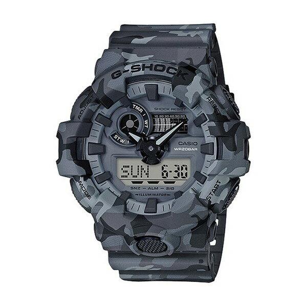 【送料無料】CASIO(カシオ) GA-700CM-8AJF G-SHOCK カモフラージュシリーズ [クォーツ腕時計(メンズ)]