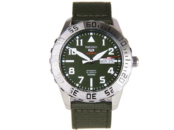 セイコー SEIKO 5 SPORTS 逆輸入 自動巻き 腕時計 SRP751J2 日本製