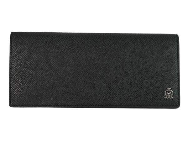 ダンヒル DUNHILL ボードン 長財布 ブラック レザー L2X210A メンズ