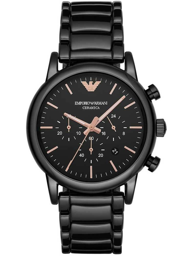 エンポリオ アルマーニ EMPORIO ARMANI セラミカ 腕時計 メンズ AR1509