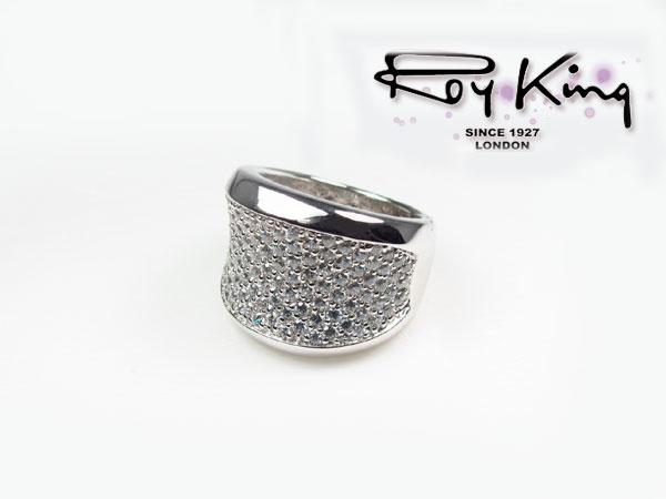 ロイキング RoyKing 指輪 シルバー925 1128-RL-04 14号 レディース