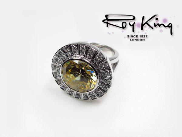 ロイキング RoyKing 指輪 シルバー925 1396-RL-16 14号 レディース