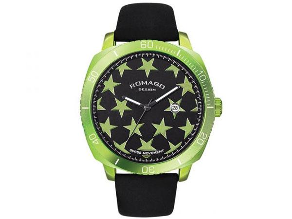 ロマゴ デザイン ROMAGO DESIGN 腕時計 メンズ レディース ユニセックス RM049-0427ST-GR