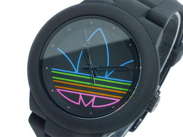アディダス ADIDAS アバディーン クオーツ レディース メンズ 腕時計 ADH3014 ブラック