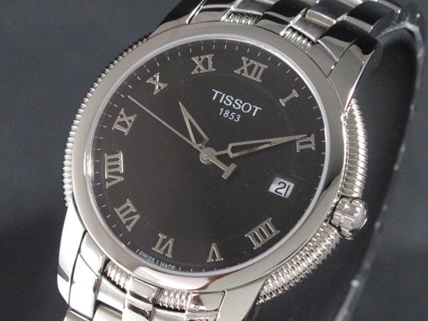 ティソ TISSOT 腕時計 メンズ クオーツ T031.410.11.053.00