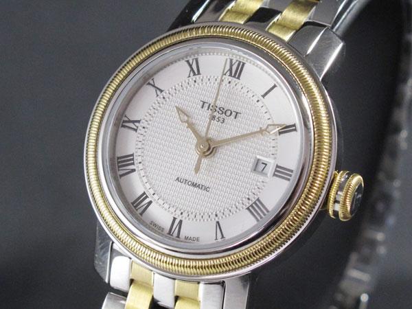ティソ TISSOT 腕時計 レディース 自動巻� T097.007.22.033.00