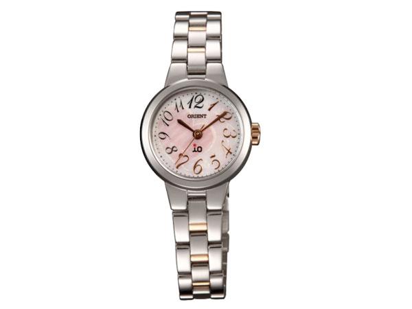 オリエント ORIENT iO イオ レディース 腕時計 ソーラー WI0251WD