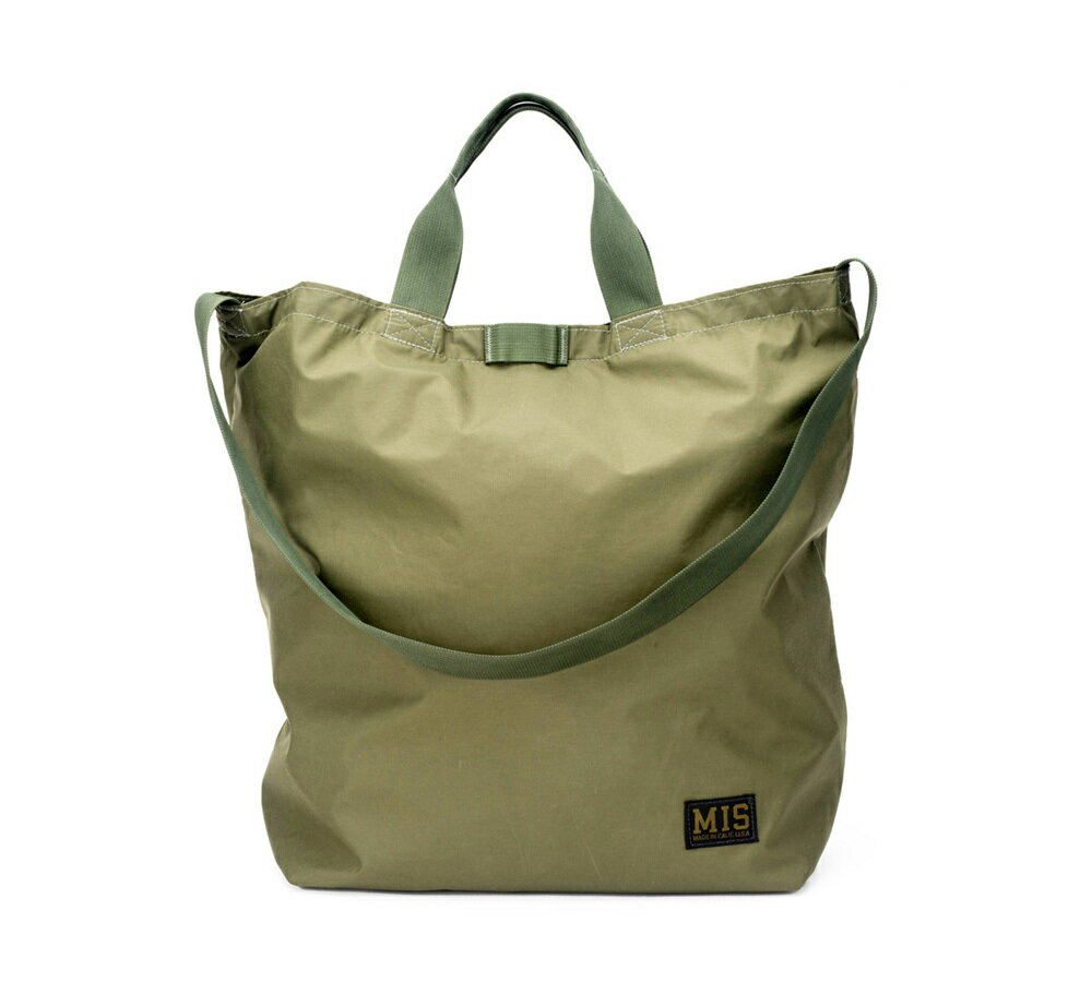 ■MIS(エムアイエス)■WATERPROOF CARRYING 1010-OLIVE■MADE IN CALIFORNIA