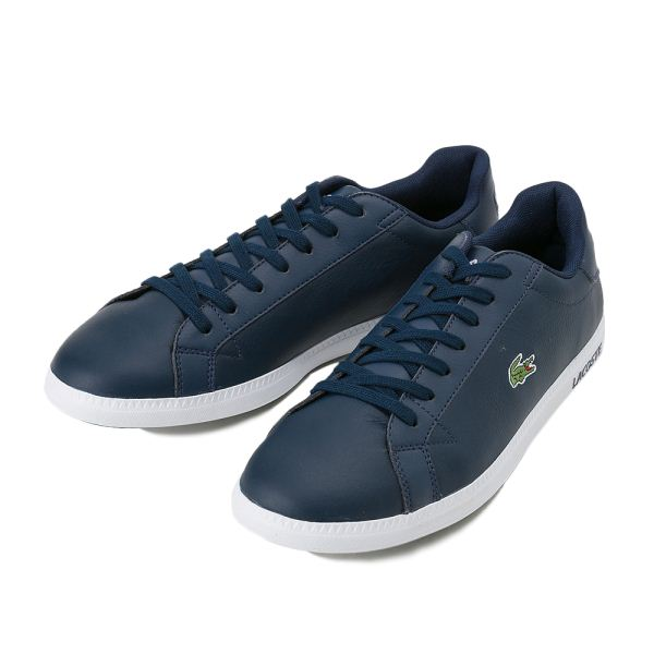 【LACOSTE】 ラコステ GRADUATE グラデュエイト LCR3 16SP 95K NVY