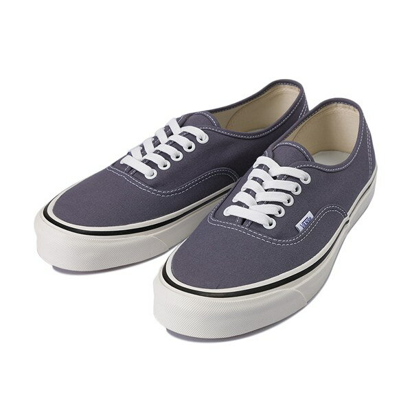 【VANS】 ヴァンズ AUTHENTIC 44 DX オーセンティック 44 DX VN0A38ENOAM 17FA (ANAHEIM)D.GREY