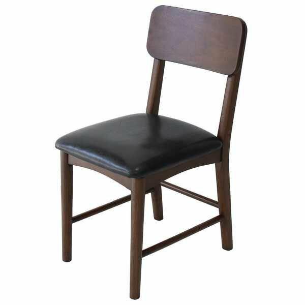 83-929 ロージー ダイニングチェア ロージー Rosie (2脚セット販売 バラ売り不可) ダイニングチェアー セット ウォールナット オイルステイン 汚れにくい 食堂 イス いす 椅子 ヤマソロ 【送料無料】