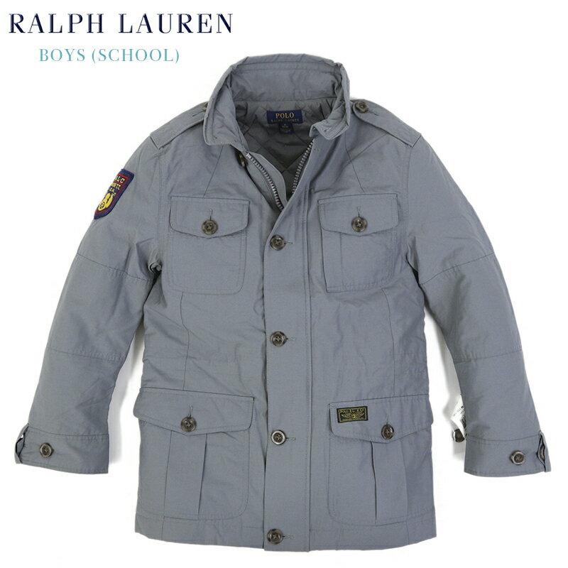 POLO by Ralph Lauren Boys Motorcycle Quilted Jacket USラルフローレン ボーイズサイズのキルティングジャケット SENIOR TT