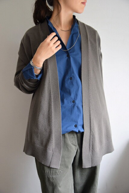 LEMAIRE(ルメール)/DRAPED CARDIGAN(2色展開)