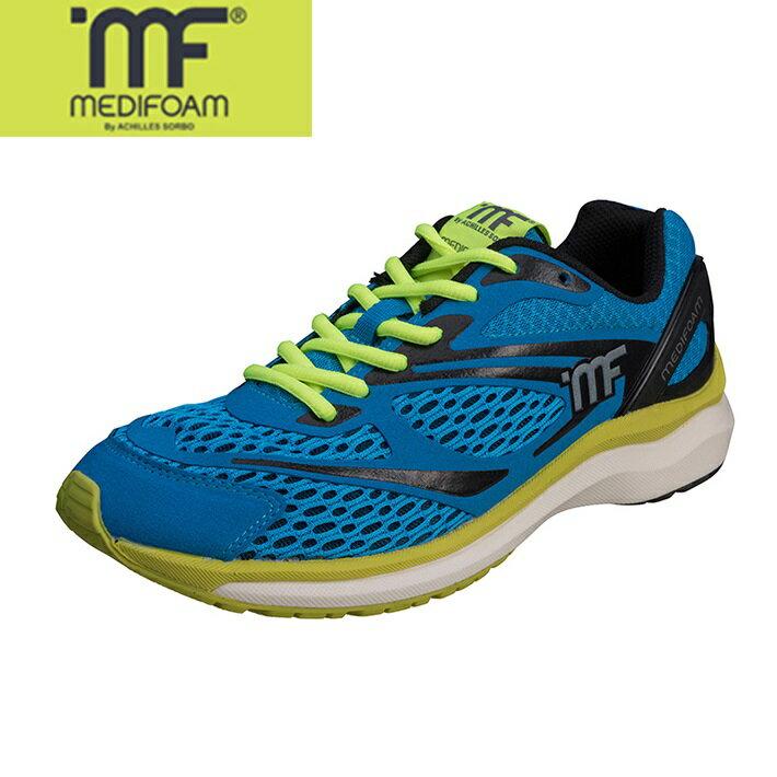 MEDIFOAM/メディフォーム 101 ブルー  [MFR1010]アキレス・ソルボ/メディフォーム/ランニングシューズ メンズ/靴/ACHILLES SORBO