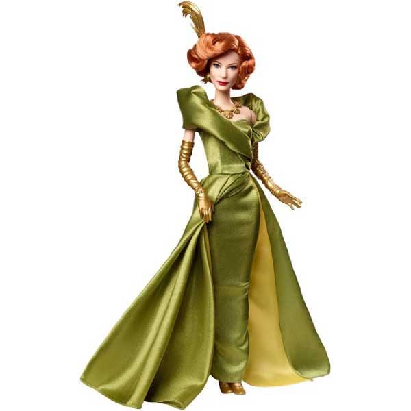 ディズニー 映画 シンデレラ トレメイン夫人 継母 まま母 人形 ドール ギフト プレゼント
