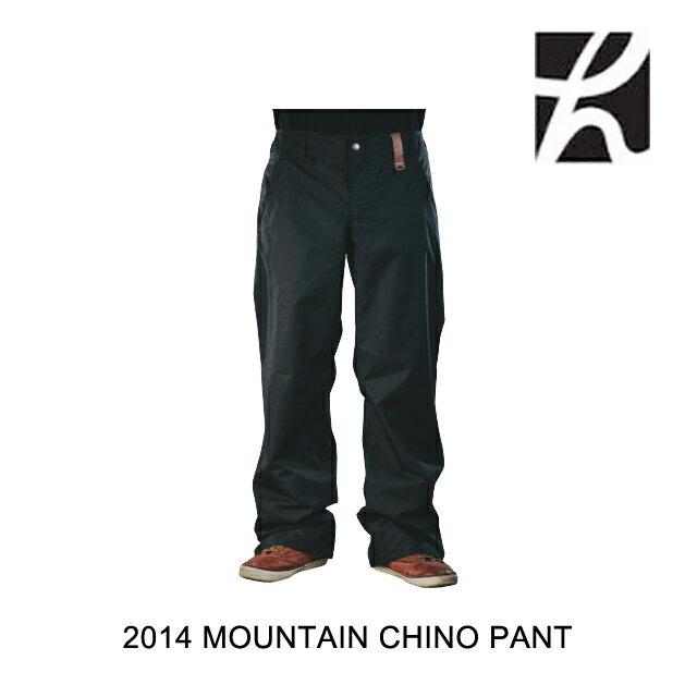 2014 HOLDEN ホールデン パンツ MOUNTAIN CHINO PANT BLACK