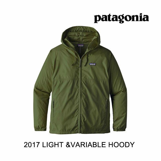 【7日間限定!ポイント最大38倍!12/9~12/16迄】 2017 PATAGONIA パタゴニア フーディー LIGHT&VARIABLE HOODY BUFG BUFFALO GREEN