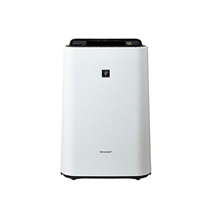 SHARP シャープ 加湿空気清浄器 ( KC-E50-W ) 【 空調家電 加湿器 】【 アドキッチン 】