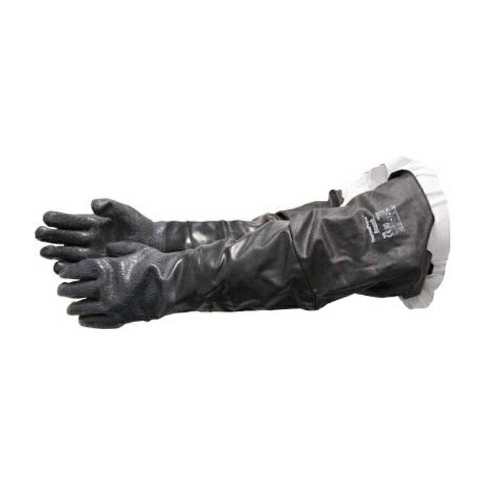 [ 3/8 01:59までエントリーでP5!]耐熱手袋 スコーピオ ロング NO1902610 LL 全長660mm【 アドキッチン 】