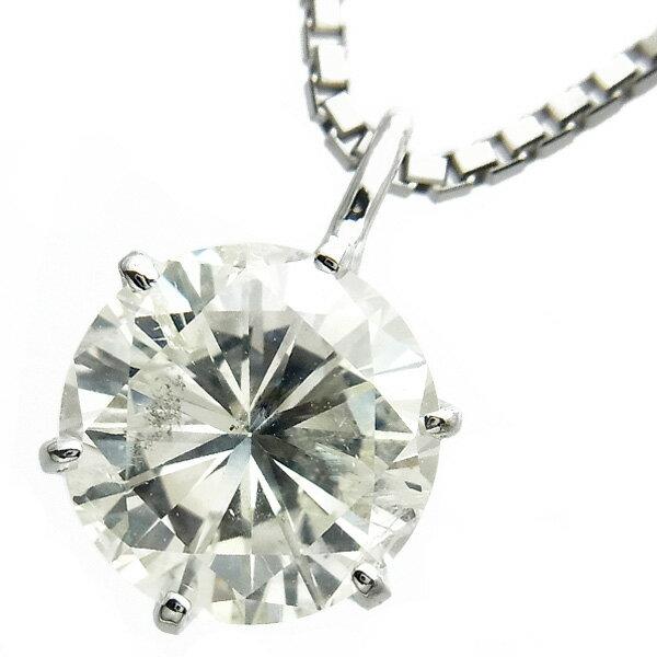 ダイヤモンド ネックレス 2.002ct I1-I-FAIR Pt ダイヤモンド ネックレス 一粒 プラチナ 2ct 2カラット ダイヤモンドネックレス ダイアモンド ダイヤネックレス ダイアネックレス ダイア ダイヤ ダイヤモンドペンダント diamond ペンダント ソリティア