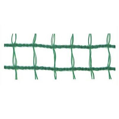 三菱化学のポリエチレン使用!タイレン 防風ネット 20×25mm目合 緑 4本入 2.0×50m ロープ無 防風網 農業資材 園芸用品