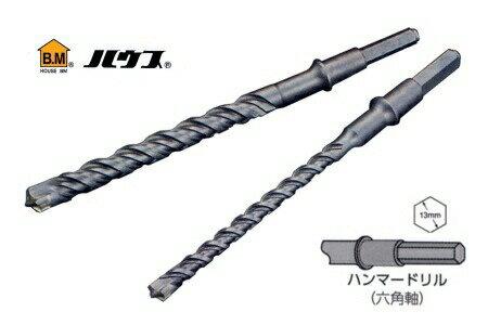 【ハウスBM】XHSL-16.0C 全長1000mm 六角軸クロスビット スーパーロング