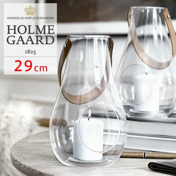 ホルムガード ランタン 29cm �HOLMEGAARD DESIGN WITH LIGHT Lantern Clear H290mm デザイン ウィズ ライト ランタン クリア  #4343500 ガラス ���� キャンドル スタンド 照明 インテリア】