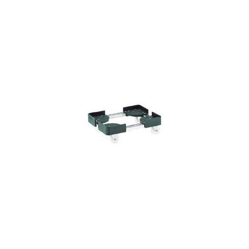 トラスコ中山(TRUSCO) [FCD-4060SUS] 伸縮式コンテナ台車400x600ステンレス FCD4060SUS 【送料無料】