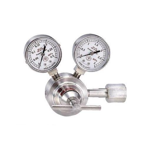 腐食性ガス用圧力調整器[YS1SO2] YS-1【送料無料】