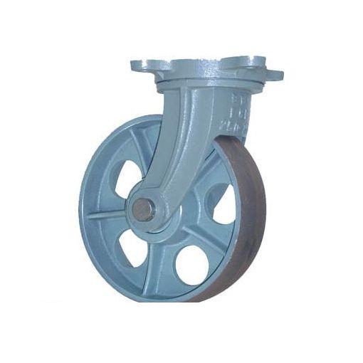 ヨドノ [CHBG250X75] 重荷重用鋳物車輪自在車付 CHBーg250X75【送料無料】