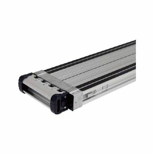 アルインコ [VSSR400H] 伸縮式足場板VSSR―H【スベリ止め付き】【送料無料】