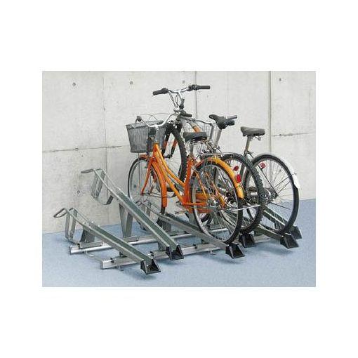 ダイケン [SRFR6N] 「直送」【代引不可・他メーカー同梱不可】 自転車ラック スライドラック 連結型 6台用 【送料無料】