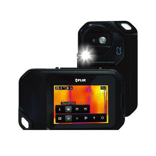 FLIR [C2] コンパクトサーモグラフィカメラ C2【送料無料】