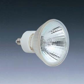 日立 ハロゲン電球 12V 20W 狭角 口金EZ10 ミラー径Φ35mm UVカット機能付 [10個セット] JR12V20W/K3N・EZ-10SET