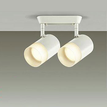 大光電機 LEDスポットライト 白熱球100W×2灯相当 電球色~昼白色 光色切替 調光可 DSL-4718FW