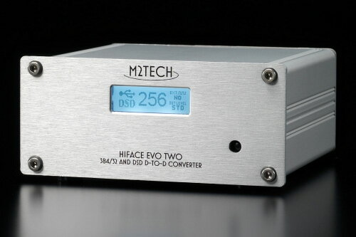 【新製品】M2TECH (エムツーテック)HIFACE EVO TWODDコンバーター