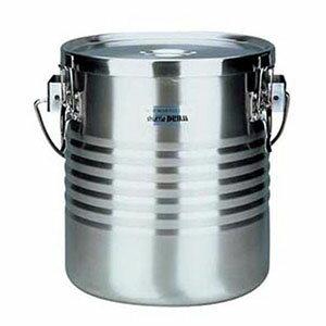 【サーモス】18-8真空断熱容器(シャトルドラム) 手付 JIK-W16