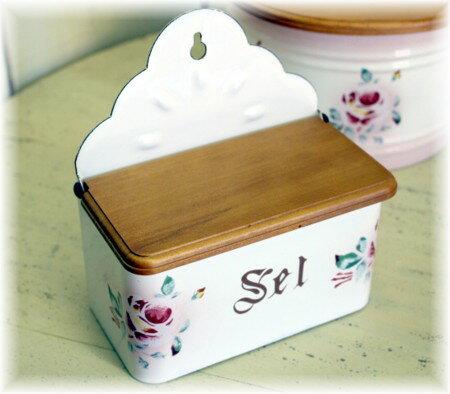 【8月3日入荷】とっても貴重 イマンリサイクル プリンセスローズホーロー 角セル缶 ピンク