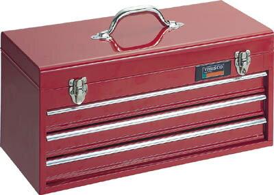 TRUSCO キャビネットツールボックス 533X241X273【作業用品】【工具箱・ツールバッグ】【スチール製工具箱】