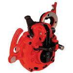 REX 自動オープン転造ヘッド 40A【作業用品】【水道・空調配管用工具】【ねじ切り機】