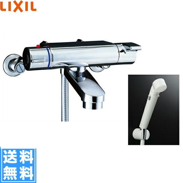 リクシル[LIXIL/INAX]シャワーバス水栓[サーモスタット][ヴィラーゴシリーズ][一般地仕様]BF-2147TKSDW【送料無料】