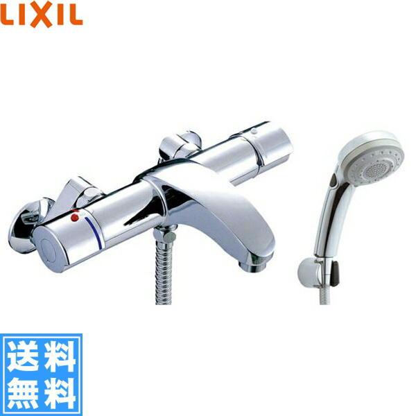 リクシル[LIXIL/INAX]浴室用サーモスタット水栓[エコフルスイッチ多機能シャワー][寒冷地仕様]BF-A147TNSBW【送料無料】