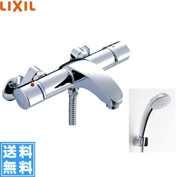 リクシル[LIXIL/INAX]シャワーバス水栓[サーモスタット][アウゼシリーズ][一般地仕様]BF-A147TSCW【送料無料】