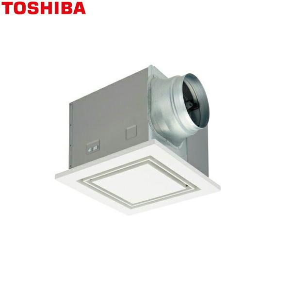 [DVF-T20FVQDA]東芝[TOSHIBA]ダクト用換気扇インテリア格子タイプ低騒音形[大風量形・強弱付(弱特性標準)]【送料無料】
