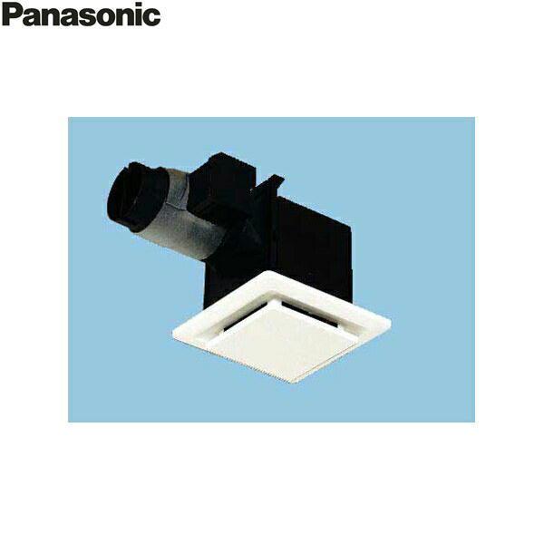 パナソニック[Panasonic]天井埋込形換気扇[給気専用]ルーバーセットタイプFY-17CAS6-Wホワイト【送料無料】