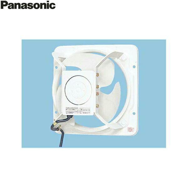 パナソニック[Panasonic]産業用有圧換気扇・鋼板製低騒音形・単相100VFY-20GSU3【送料無料】