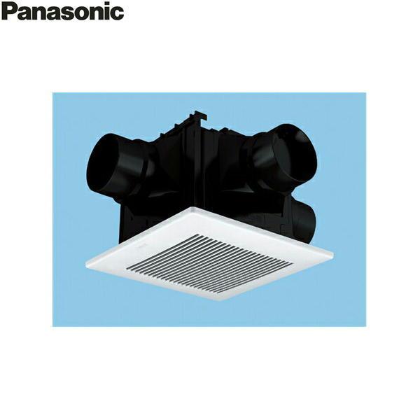 パナソニック[Panasonic]天井埋込形換気扇(2~3室換気用)ルーバーセットタイプFY-24CDT7【送料無料】